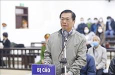 La réouverture du procès de Vu Huy Hoang et de ses complices prévue le 18 janvier