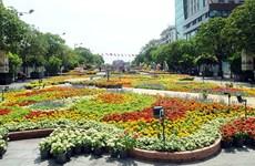 Têt 2021 : des festivals floraux très attendus à Hô Chi Minh-Ville