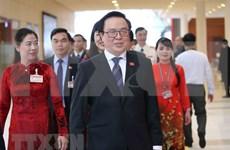 Les relations extérieures du Parti contribuent à la mise en œuvre des objectifs de son 13e Congrès