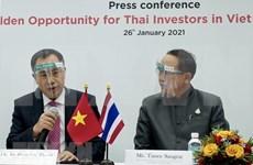 Les entreprises thaïlandaises appelées à promouvoir leurs investissements au Vietnam