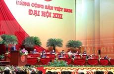 XIIIe Congrès du Parti : les messages de félicitations continuent d'affluer