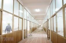 COVID-19 : la construction du 3e hôpital de campagne à Hai Duong sera achevée le 6 février