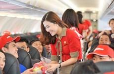 Thai Vietjet occupe la 2e place sur le marché de l'aviation thaïlandais