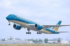 Les compagnies aériennes vietnamiennes ont opéré près de 21000 vols pendant le mois du Têt