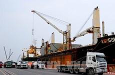 L'agrandissement prévu du port international de Long An