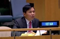 Le Vietnam soutient les activités de la la Mission de l'ONU au Soudan du Sud