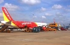 Vietjet reprend ses vols vers l'aéroport international de Vân Dôn à partir du 3 mars