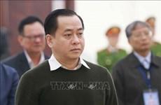 Phan Van Anh Vu poursuivi pour le pot-de-vin