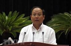 La Commission de contrôle demande d'expulser un ex-responsable du Comité du Parti de HCM-Ville