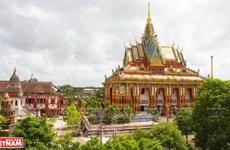 La pagode khmère de Ghositaram (9/4)