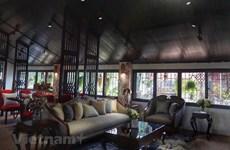 La beauté architecturale du palais de Bao Dai à Hanoi