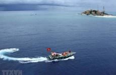 La communauté internationale se préoccupe de la Loi chinoise sur les garde-côtes