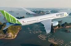 Bamboo Airway ouvre trois lignes de Quy Nhon à Cân Tho, Da Lat et Thanh Hoa