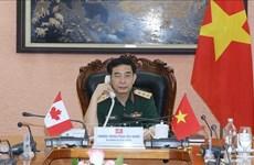 Vietnam et Canada promeuvent leur coopération dans la défense