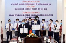 Application des normes internationales du travail au Vietnam d'ici à 2030