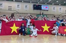 Coupe du Monde de Futsal de la FIFA : le Vietnam tombe dans le Groupe D