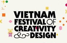Le Festival de la créativité et du design du Vietnam 2021 se poursuit jusqu'à mi-juillet