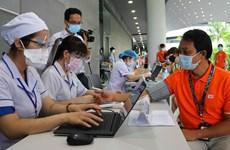 Hô Chi Minh-Ville lance sa méga-campagne de vaccination anti-Covid-19