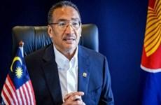 La Malaisie affirme le rôle du droit international pour régler des problèmes en Mer Orientale