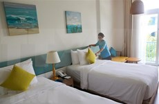 Des centaines d'hôtels à Hô Chi Minh-Ville contribuent à la prévention et au contrôle du Covid-19