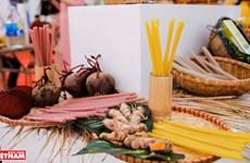 Des légumes et tubercules transformées en pailles comestibles
