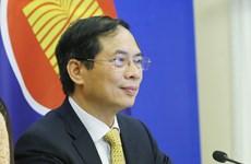 Le Vietnam à la réunion des ministres des Affaires étrangères ASEAN – Australie