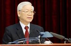 Un historien allemand apprécie l'article du leader du Parti Nguyên Phu Trong