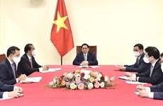 Le Vietnam propose à la Belgique de coopérer au transfert de production de vaccin anti-Covid-19