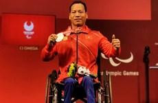 Jeux paralympiques de Tokyo : l'haltérophile Lê Van Công décroche la médaille d'argent