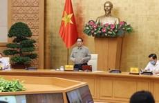 Covid-19 : le PM demande de continuer d'appliquer strictement les mesures préventives