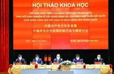 Développer davantage le partenariat de coopération stratégique intégrale Vietnam-Chine