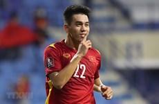 Mondial 2022 : L'attaquant Nguyên Tiên Linh honoré par l'AFC