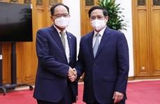 Le Vietnam s'attache au partenariat de coopération stratégique avec la R. de Corée