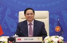 Le Premier ministre participe au 18e Sommet entre l'ASEAN et l'Inde