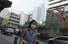 La Thaïlande veut faire tomber des pluies artificielles pour chasser la pollution