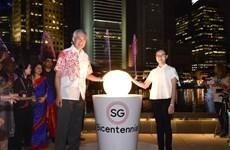 Singapour lance la célébration de son bicentenaire
