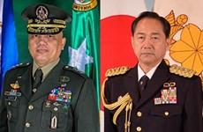 Japon et Philippines discutent de coopération dans la défense