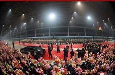 Kim Jong-un de retour à Pyongyang après son déplacement au Vietnam