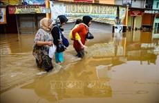 L'Indonésie décrète deux semaines d'état d'urgence suite aux inondations