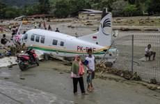 Indonésie : le bilan des inondations et glissements de terrain s'élève à 89 morts