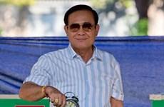 Thaïlande: le parti au pouvoir en tête des élections avec 7 millions de votes