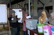 Thaïlande : les résultats des élections annoncés