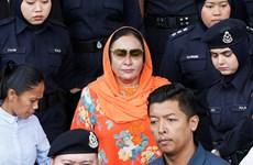 Malaisie : l'épouse de l'ex-PM Najib Razak accusé de corruption
