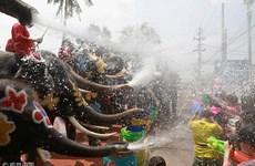 La Thaïlande commence les célébrations pour Songkran