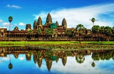 Les arrivées de touristes au Cambodge augmentent pendant la fête Chol Chnam Thmey
