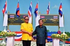 Rouverture d'une ligne ferroviaire reliant la Thaïlande et le Cambodge