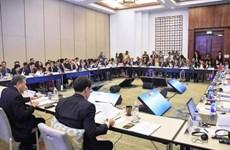 L'ASEAN + 3 propose des mesures pour faire face à la crise financière