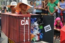 Le Canada propose de rapatrier des ordures depuis les Philippines