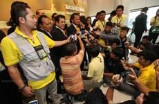 Thaïlande: des petits partis soutiennent Palang Pracharath