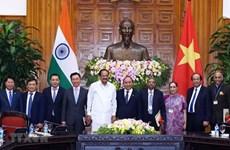Le Vietnam déroule le tapis rouge aux investisseurs indiens